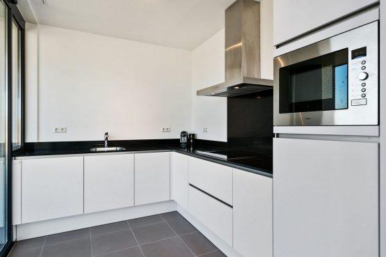 Villapparte-Zandvillas-Vakantievilla Waterlijn 3-luxe vakantiehuis voor 6 personen-Kamperland-Zeeland-luxe keuken