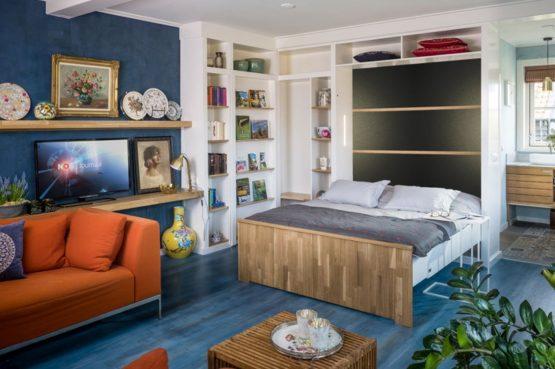 Villapparte-B&B-Vakantiehuis de Vrijstaten-Overrijsel-luxe B&B-De Waterjuffer-heerlijk bed