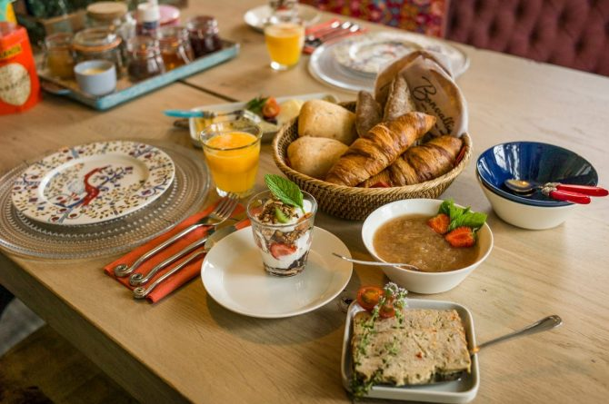 Villapparte-B&B-Vakantiehuis de Vrijstaten-Overrijsel-luxe B&B-De Waterjuffer-luxe ontbijt