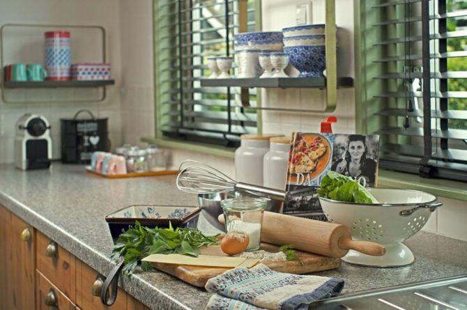 Villapparte-B&B-Vakantiehuis de Vrijstaten-Overrijsel-luxe vakantiehuis De Rietvogel-5 personen-gezellige keuken