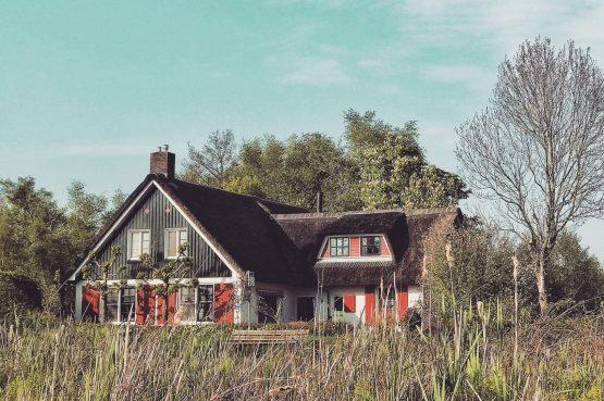 Villapparte-B&B-Vakantiehuis de Vrijstaten-Overrijsel-luxe vakantiehuis De Zwaan