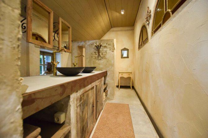 Villapparte-Belvilla-Vakantiehuis La Maison Douce-luxe vakantiehuis voor 10 personen-Alphen-Noord Brabant-luxe badkamer