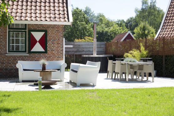 Villapparte-Onthaasten in de Achterhoek-Vakantiehuis de Koolmees-luxe vakantiehuis voor 5 personen-heerlijk buiten leven-Gelderland