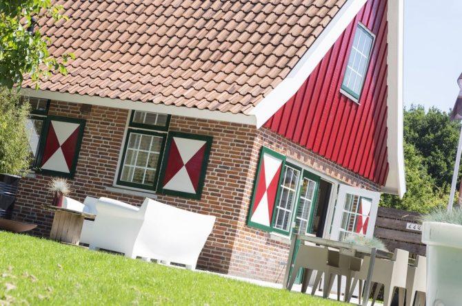 Villapparte-Onthaasten in de Achterhoek-Vakantiehuis de Koolmees-luxe vakantiehuis voor 5 personen-knusse uitstraling-Gelderland