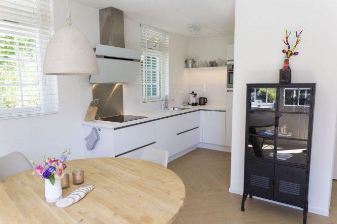 Villapparte-Onthaasten in de Achterhoek-Vakantiehuis de Koolmees-luxe vakantiehuis voor 5 personen-luxe keuken-Gelderland