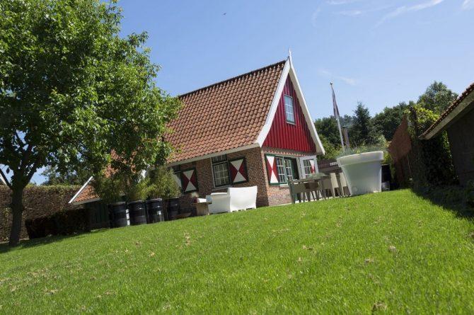 Villapparte-Onthaasten in de Achterhoek-Vakantiehuis de Koolmees-luxe vakantiehuis voor 5 personen-prachtige omgeving-Gelderland