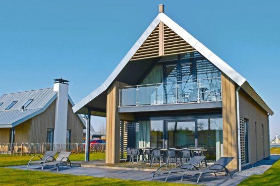 Villapparte-Waterrijk Oesterdam-Villa Oesterdam Deluxe 8-Luxe vakantiehuis voor 8 personen-Zeeland