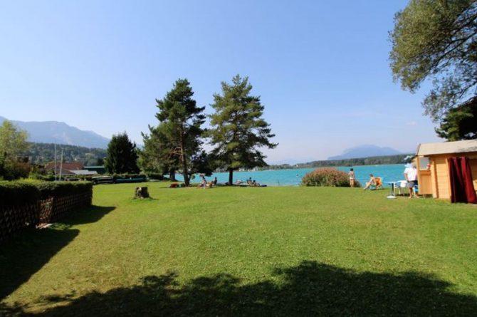 Villapparte-Belvilla-Vakantiehuis Faakersee-Finkenstein-luxe vakantiehuis voor 6 personen-Karinthië-Oostenrijk-Faakersee