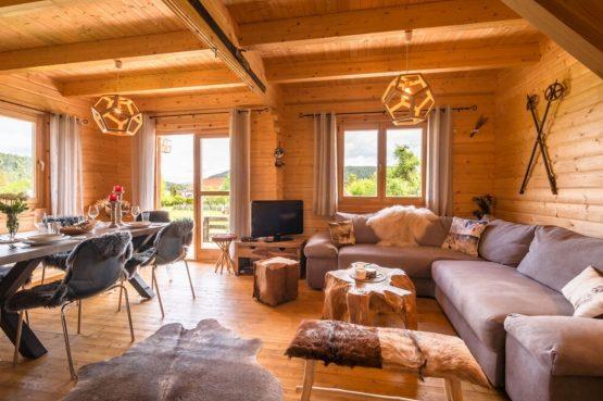 Villapparte-Belvilla-Vakantiehuis Faakersee-Finkenstein-luxe vakantiehuis voor 6 personen-Karinthië-Oostenrijk-authentiek