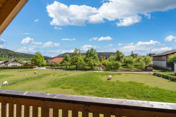 Villapparte-Belvilla-Vakantiehuis Faakersee-Finkenstein-luxe vakantiehuis voor 6 personen-Karinthië-Oostenrijk-prachtig uitzicht