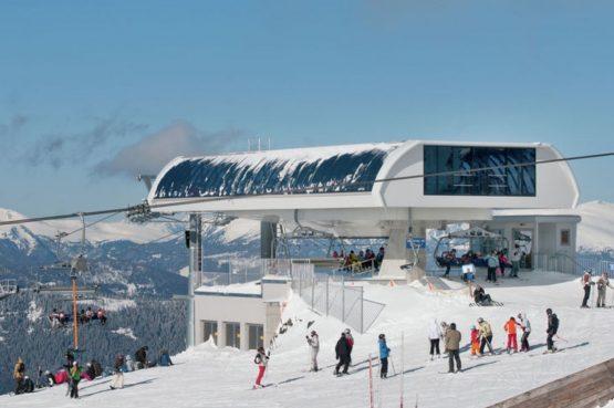 Villapparte-Belvilla-Vakantiehuis Faakersee-Finkenstein-luxe vakantiehuis voor 6 personen-Karinthië-Oostenrijk-winter