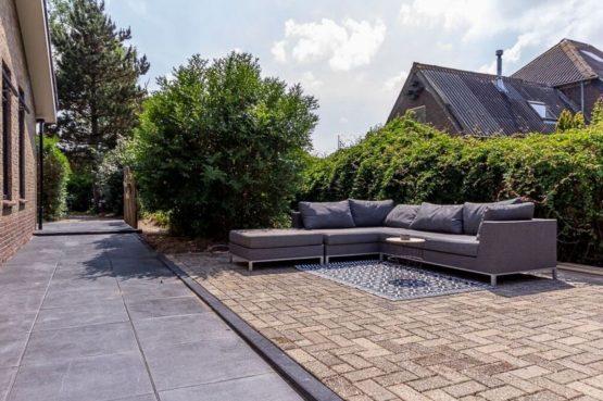 Villapparte-Belvilla-Vakantiehuis Gentiaan aan Zee-luxe vakantiehuis voor 6 personen-Julianadorp-Noord-Holland-loungeset
