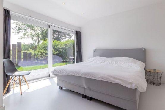 Villapparte-Belvilla-Vakantiehuis Gentiaan aan Zee-luxe vakantiehuis voor 6 personen-Julianadorp-Noord-Holland-luxe slaapkamer
