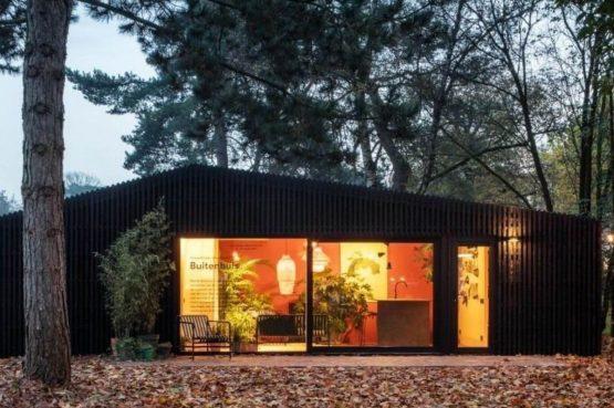 Villapparte-Droomparken-Buitenhuis De Zanding-knus vakantiehuis voor 4 personen-Otterlo-Veluwe