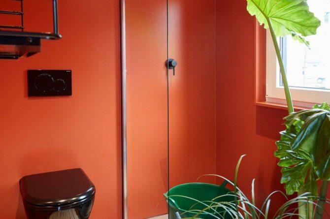 Villapparte-Droomparken-Buitenhuis De Zanding-knus vakantiehuis voor 4 personen-Otterlo-Veluwe-badkamer
