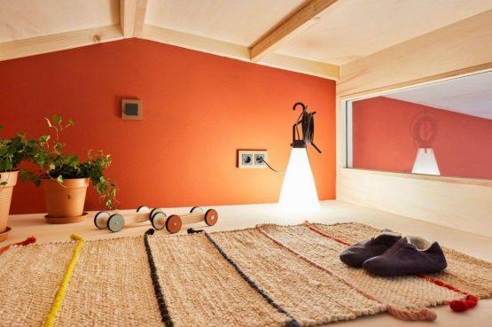 Villapparte-Droomparken-Buitenhuis De Zanding-knus vakantiehuis voor 4 personen-Otterlo-Veluwe-speel vide