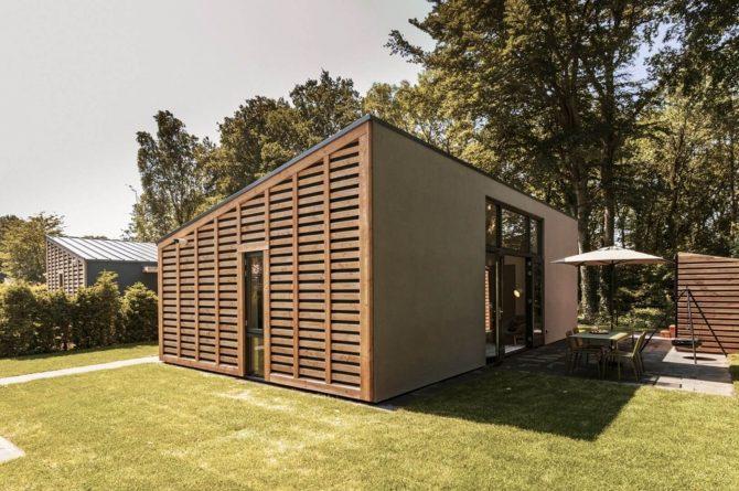 Villapparte-Dutchen-Suitelodge Sauna & Jacuzzi-luxe vakantiehuis voor 4 personen-Gooilanden