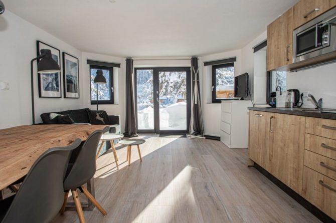 Villapparte-Lodge Rose's Heart-luxe appartementenhuis-Bad Klein Kirchheim-Karinthië-Oostenrijk-appartement met buitenterras