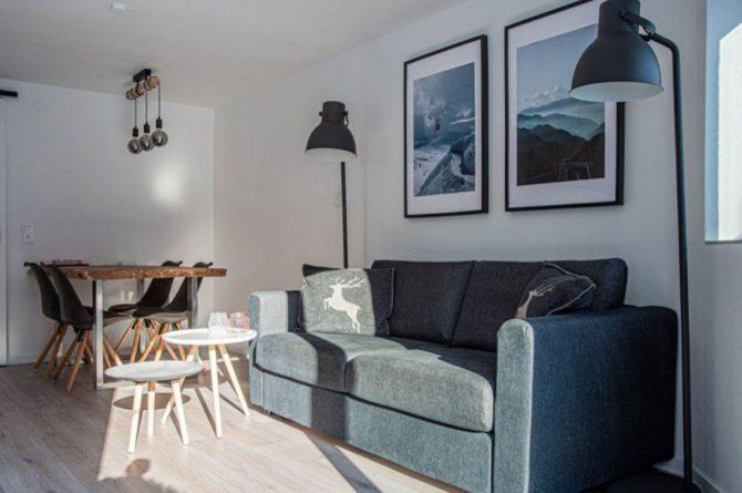 Villapparte-Lodge Rose's Heart-luxe appartementenhuis-Bad Klein Kirchheim-Karinthië-Oostenrijk-knus appartement