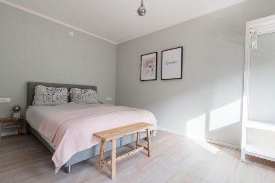 Villapparte-Lodge Rose's Heart-luxe appartementenhuis-Bad Klein Kirchheim-Karinthië-Oostenrijk-romantische slaapkamer