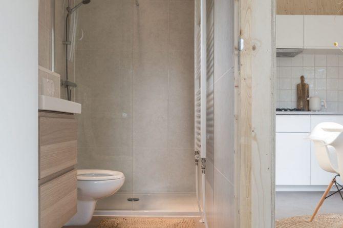 Villapparte-Noyr Tiny House-Veluwe-Nunspeet-Gelderland-2 personen-badkamer