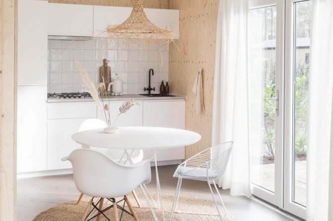 Villapparte-Noyr Tiny House-Veluwe-Nunspeet-Gelderland-2 personen-complete keuken