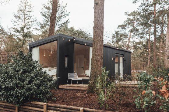 Villapparte-Noyr Tiny House-Veluwe-Nunspeet-Gelderland-2 personen-knus boshuis