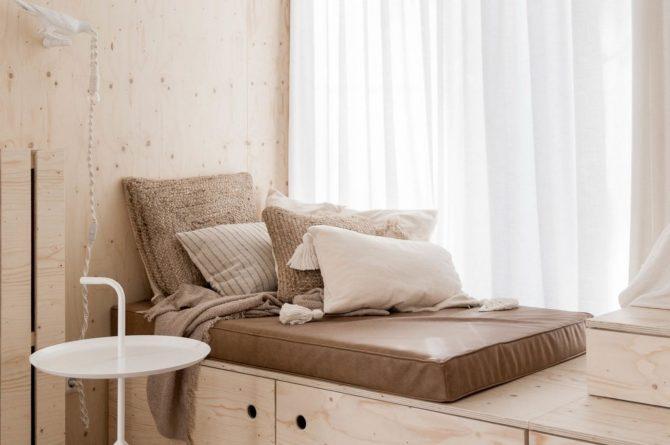 Villapparte-Noyr Tiny House-Veluwe-Nunspeet-Gelderland-2 personen-lounge plek