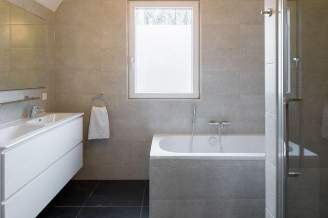 Villapparte-Roompot-Largo-Villa Texel-luxe vakantiehuis-8 personen-De Koog-Texel-luxe badkamer