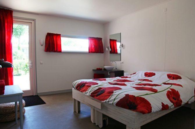 Villapparte-Special Villas-Vakantiehuis Grutte Tsjerke-luxe vakantiehuis in een verbouwde kerk-voor 10 personen-Friesland-ruime slaapkamers