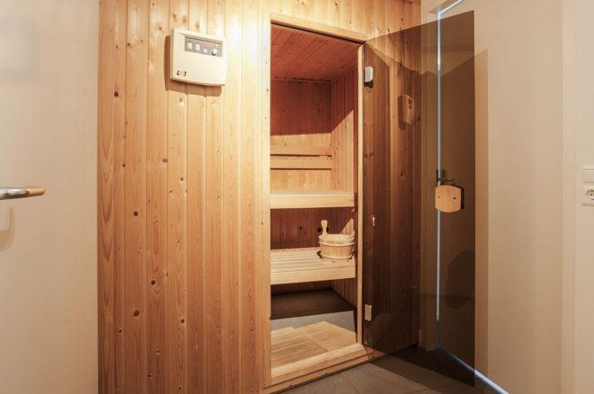 Villapparte-Villa Weideduyn 10-luxe vakantiehuis voor 6 personen met sauna en jacuzzi-Schoorl-Noord-Holland-sauna