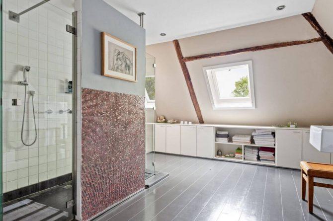 Villapparte-Belvilla-Boerderij Paulina Hoeve-knus vakantiehuis voor 4 personen-Alkmaar-Noord-Holland-inloopdouche
