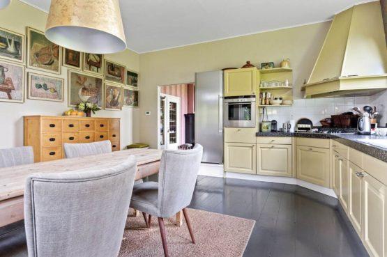 Villapparte-Belvilla-Boerderij Paulina Hoeve-knus vakantiehuis voor 4 personen-Alkmaar-Noord-Holland-luxe keuken