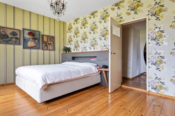 Villapparte-Belvilla-Boerderij Paulina Hoeve-knus vakantiehuis voor 4 personen-Alkmaar-Noord-Holland-slaapkamer