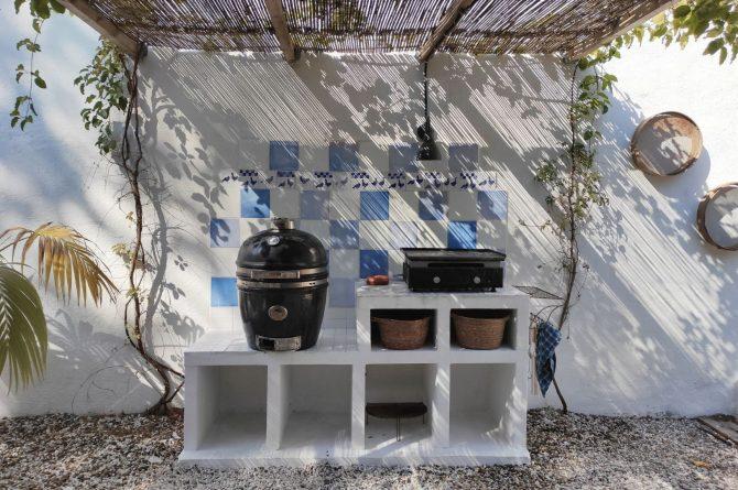 Villapparte-Domaine L'Oiseau Bleu-luxe vakantiehuis voor 12 personen-Cote d'Azur-Sainte Maxime-buitenterras
