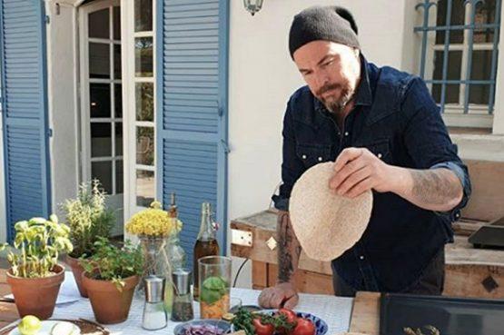 Villapparte-Domaine L'Oiseau Bleu-luxe vakantiehuis voor 12 personen-Cote d'Azur-Sainte Maxime-chef-kok Caspar Burgi