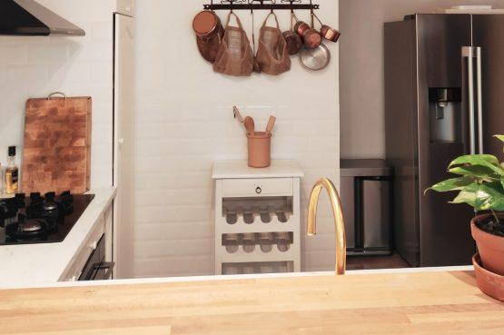 Villapparte-Domaine L'Oiseau Bleu-luxe vakantiehuis voor 12 personen-Cote d'Azur-Sainte Maxime-luxe keuken