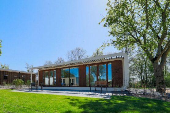 Villapparte-Droomparken-Bad Hoophuizen-Modus Wellness-knus vakantiehuis voor 2 personen-Veluwemeer