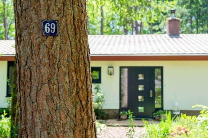 Villapparte-Natuurhuisje 35841-Vakantiehuis Midden in het Bos-romantisch vakantiehuis voor 6 personen-Lage Vuursche-Utrecht