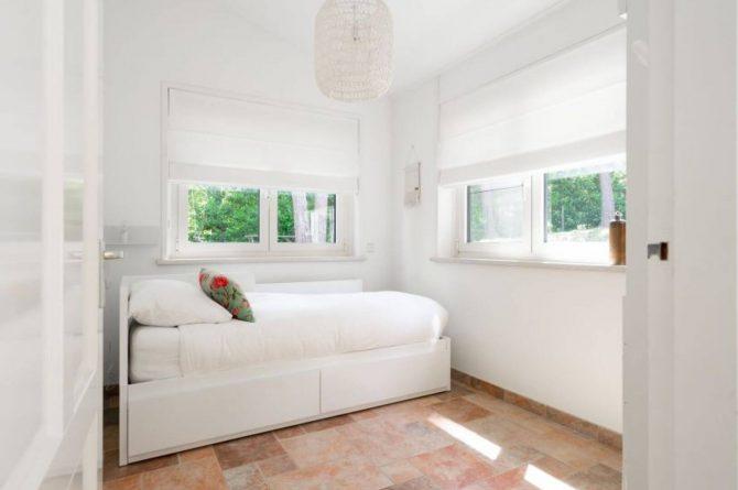 Villapparte-Natuurhuisje 35841-Vakantiehuis Midden in het Bos-romantisch vakantiehuis voor 6 personen-Lage Vuursche-Utrecht-heerlijke kinder slaapkamer