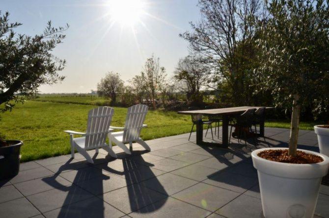Villapparte-Natuurhuisje 51319-Vakantiehuis Het Kleine Kerkje-romantisch vakantiehuis voor 2 personen-Friesland-genieten van het uitzicht