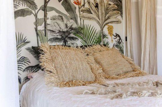 Villapparte-Natuurhuisje-Vakantiehuis Terschuur-romantisch vakantiehuis voor 3 personen-Terschuur-Gelderland-luxe design bed