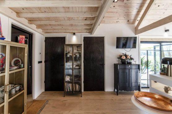 Villapparte-Natuurhuisje-Vakantiehuis Terschuur-romantisch vakantiehuis voor 3 personen-Terschuur-Gelderland-romantische sfeer