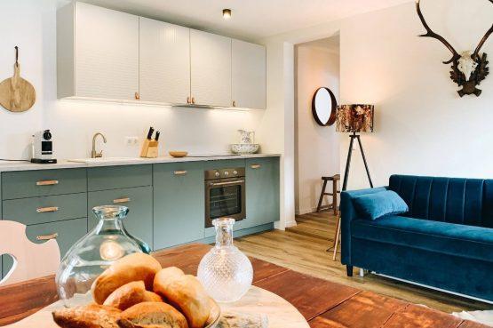 Villapparte-Villa Kraft-Villapparte Select-Unieke appartementen-Bad Gastein-Oostenrijk-luxe keuken