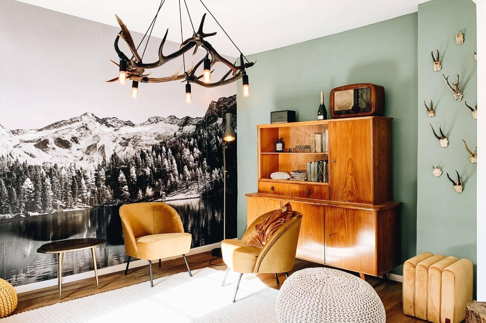 Villapparte-Villa Kraft-Villapparte Select-Unieke appartementen-Bad Gastein-Oostenrijk-moderne stuben