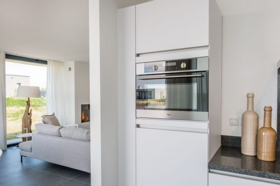 Villapparte-Zandvillas-Vakantievilla Zandbank 12-luxe vakantiehuis voor 8 personen-Kamperland-Zeeland-complete keuken