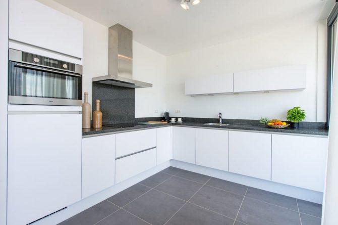 Villapparte-Zandvillas-Vakantievilla Zandbank 12-luxe vakantiehuis voor 8 personen-Kamperland-Zeeland-luxe keuken
