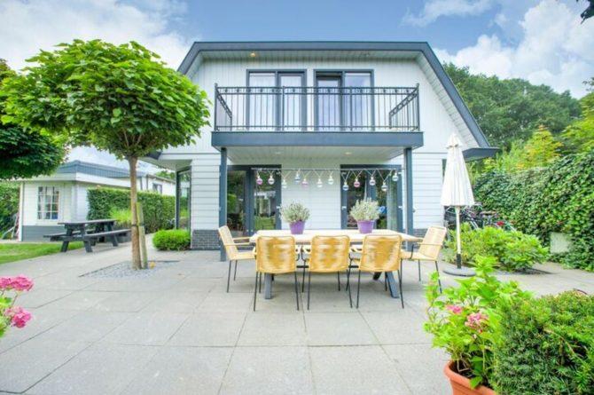 Villapparte-Belvilla-Vakantiehuis Duinvilla-luxe vakantiehuis voor 6 personen-met zwembad-Kaatsheuvel-Noord-Brabant