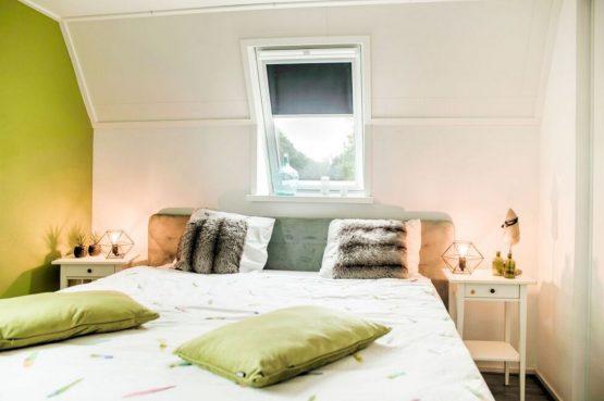 Villapparte-Belvilla-Vakantiehuis Duinvilla-luxe vakantiehuis voor 6 personen-met zwembad-Kaatsheuvel-Noord-Brabant-slaapkamer