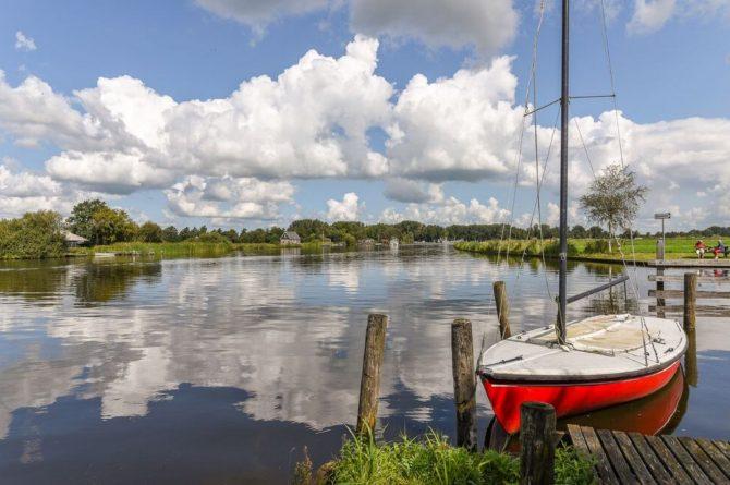 Villapparte-Belvilla-Watervilla de Veenhoop-prachtig vakantiehuis voor 10 personen-Friesland-prachtige omgeving